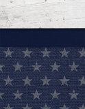 behang sterren detail