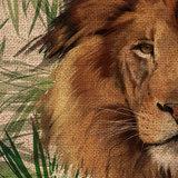 fotobehang jungle detail