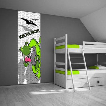 Kinderbehang paneel: Dinosaurus
